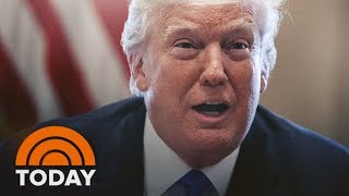 President Trump Denies 'S***hole Countries' Comments | TODAY