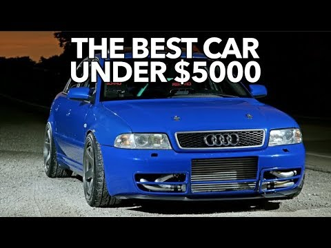 The BEST Cars Under $5,000