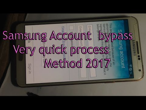 How to Remove | Baypass | unlock samsung account free SAMSUNG Galaxy Note 3 ,s5, note4, N900L