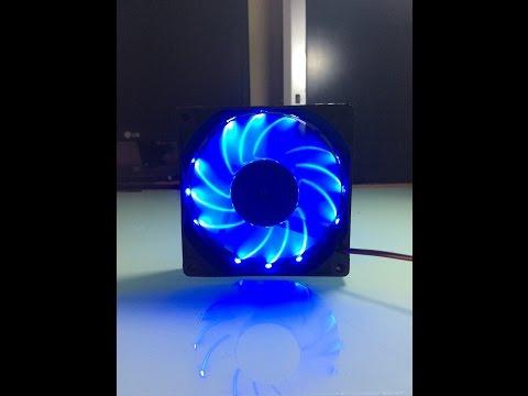 Modding pc fan 8 cm
