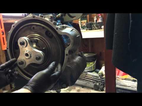 Classic Mini DIY - Pre-Verto Flywheel removal