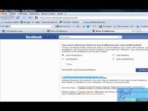 Comment raccourcir le url de votre fan page Facebook