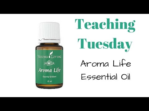 All about AromaLife: Teaching Tuesday