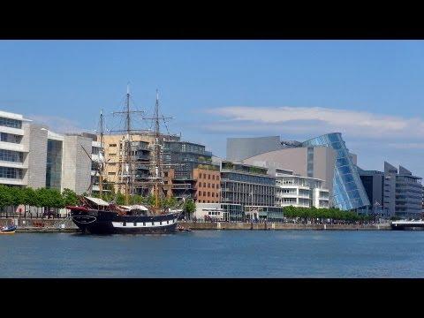 Dublin / Ireland city tour - top impressions HD !