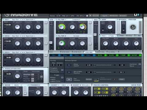 How to Make An Extremely Popular Wobble in Massive