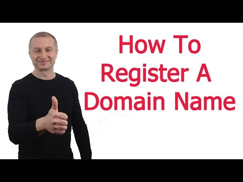 How to register a domain name - how to buy a domain name with namecheap