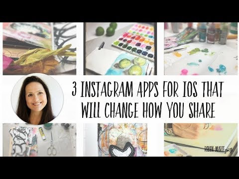 3 Instagram Apps for IOS That Will Change How You Share