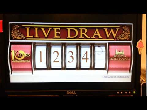 5 Digits Lucky Draw Software