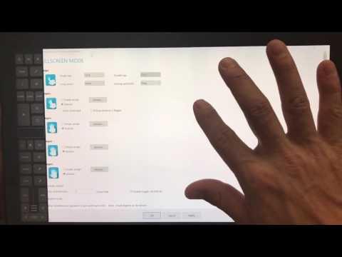 photoshop cc setup Tablet Pro 2017