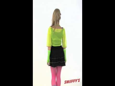 Smiffy's 80's Pop Tart Costume