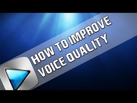 How To: Improve Voice Quality in Sony Vegas Pro 11, 12 & 13
