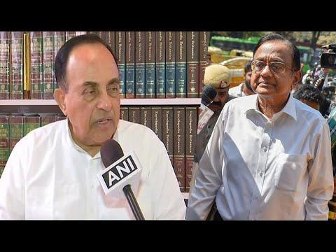 Anti-Sterlite protest: Chidambaram should answer, says Subramanian Swamy | OneIndia News