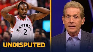 Skip and Shannon disagree on if the Raptors will close out Warriors in Game 6   NBA   UNDISPUTED