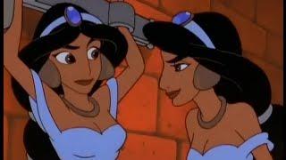 Jafar's female disguise