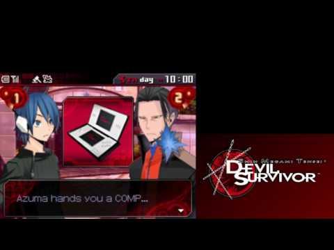 Shin Megami Tensei: Devil Survivor Part 24 (Day 5 Part 1)