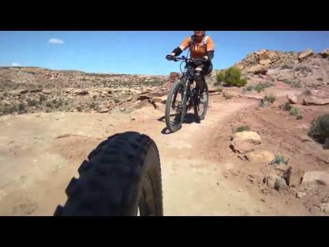 Moab Mountain Biking - Sovereign Trail - An Analysis for Intermediates