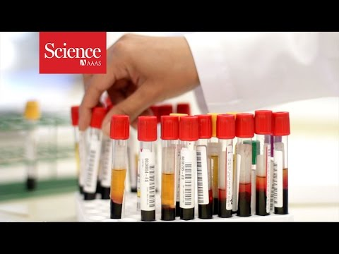 New paper-based test can determine blood type in seconds