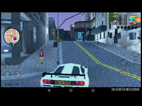 GTA 3 second island early very easy trick 24 September 2017