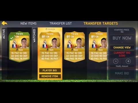FIFA 15 UT TRADING EASY MONEY  (IOS & ANDROID)