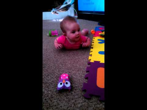 The stages of crawling #2