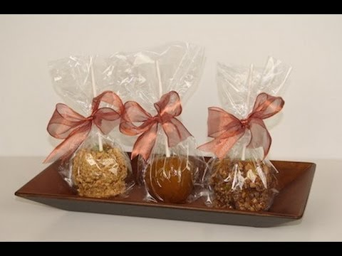 DIY Caramel Apples | ShowMeCute