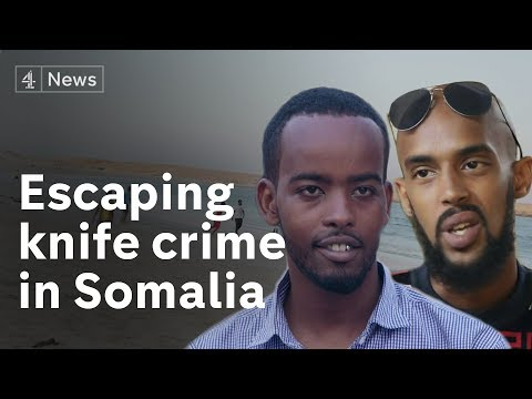 Xxx Mp4 The Young Somalis Returning Home To Escape Knife Crime 3gp Sex