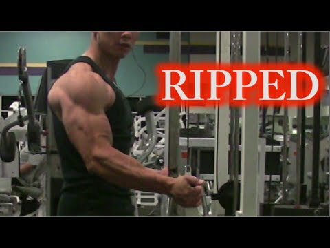 Get RIPPED Circuit Workout