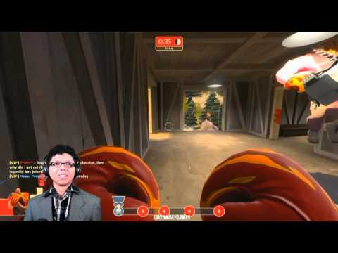 Tay Zonday Plays Team Fortress 2
