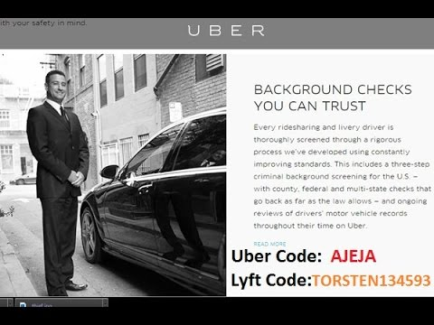 Failing an Uber or Lyft background check is not the end of the world.