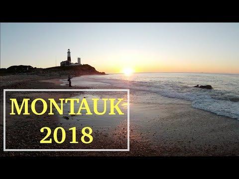 First Trip out to MONTAUK this Season(2018) - Striped Bass & Fluke
