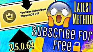 FREE VIP MEMBERSHIP PHOENIX OS v3 0 8 REMOVE ADS - PakVim