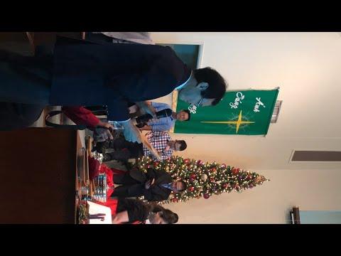 Phát bằng lớp học E.E (Evangelist Explosion)  Sunday Dec03-2017- HT Orlando