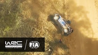 WRC - Kennards Hire Rally Australia 2016: HIGHLIGHTS Stages 17-21