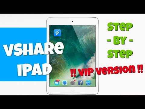 vShare Download on iPad in 4K