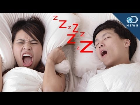 Why Do You Snore?