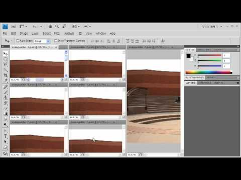 2.5 Compositing Mulitple Images into One: Adobe Photoshop CS4 Video
