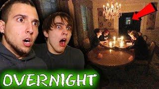 The Terrifying Night We