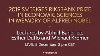 2019 Prize Lectures in Economic Sciences