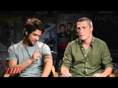 Tyler Posey and Colton Haynes on the Makeup Used in 'Teen Wolf'