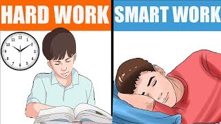 गधो की तरह मेहनत ही ना करते रहो    HARD WORK VS SMART WORK   WORK SMART   PART 2