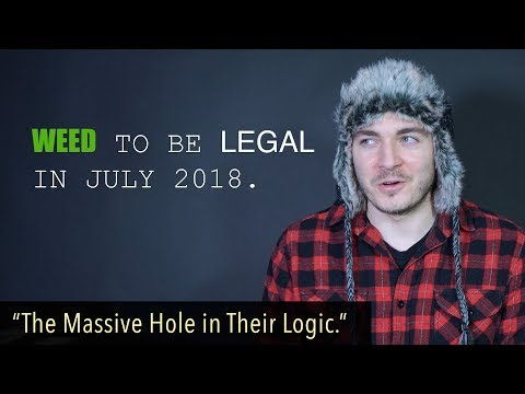 Weed Set To Be LEGAL by July & The Holes in Their Logic