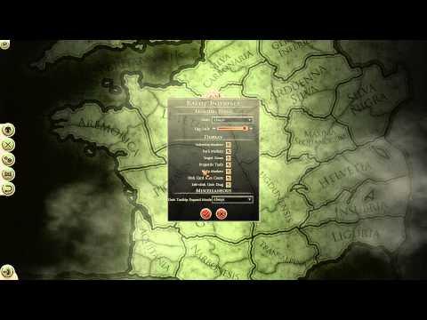 Total War: Rome 2 - Multiplayer Guide - Ep 4 (Optimizing Settings)