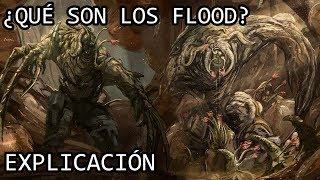¿qué Son Los Flood De Halo? ExplicaciÓn | Los Flood De Halo Explicados