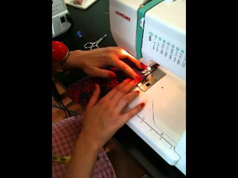 Making a Shirred-Back Dress, Video Two