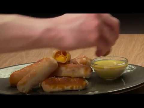 Stuffed Pretzel Sticks- Dish It Up!
