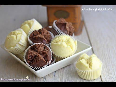 Japanese cupcakes! - Easy Recipe