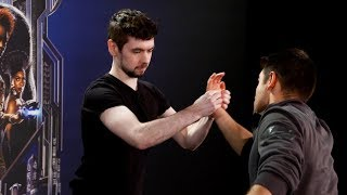 Training To Be A Stunt Man (Full Video)
