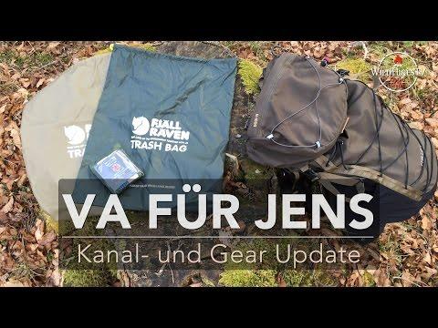 VA | Kanal-Update | Fjällräven Trash Bags | Uriel Notfall Bandage