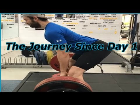 From a Herniated Disc & Sciatica to a 375lb Deadlift | The Journey Thus Far