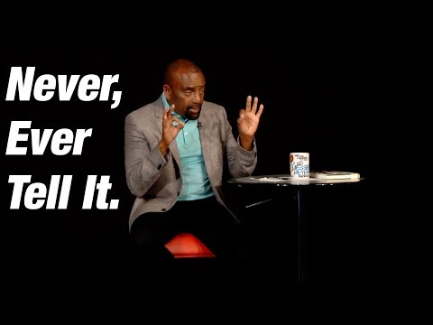 Never Cheat. But If You Cheat, DON'T TELL IT! (EXCERPT, Church, Nov 12)